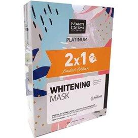 Martiderm Whitening Mask 25Ml X 5 U (2X1)