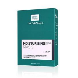 Martiderm Moisturising Mask 25Ml X 10 U