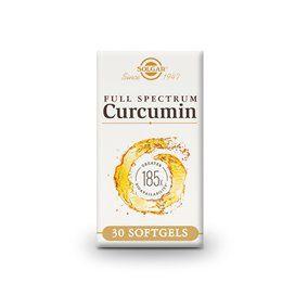 Solgar Full Spectrum Curcumin 30 Capsulas Blandas