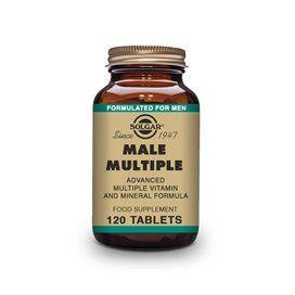 Solgar Male Multiple (complejo para el hombre) 120 comprimidos