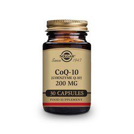 Solgar Coenzima Q10 200mg 30 capsulas vegetales
