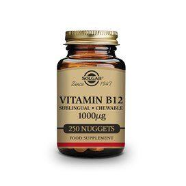 Solgar Vitamin B12 1000Mcg 250 Tablets
