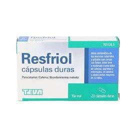 Resfriol - 20 Cápsulas Duras