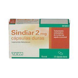 Sindiar 2 Mg 10 Capsulas