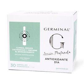 Germinal Antioxidante Dia 30 Ampollas + 1 Mampolla Flash