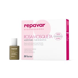 Repavar Pure Rosehip Oil 15Ml