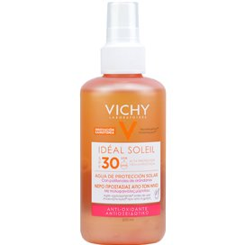 Vichy Capital Ideal Soleil Spf30 Agua Proteccion Antioxidante 200Ml