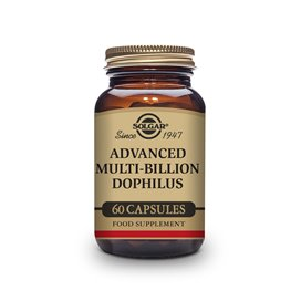 Solgar Multi-Billion Dophilus Avanzado 60 Capsulas Vegetales