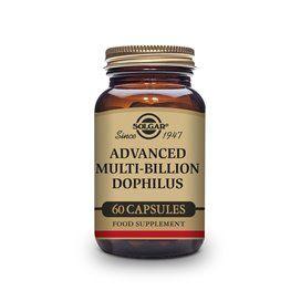Solgar Multi-Billion Dophilus Avanzado 60 Capsulas Vegetales