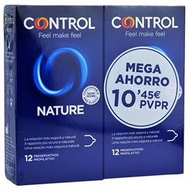 Control Nature Preservativos Pack Megaprecio 24 Preservativos
