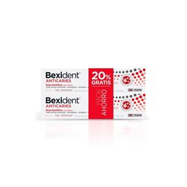 Bexident Anticaries 2X125Ml Pack Ahorro