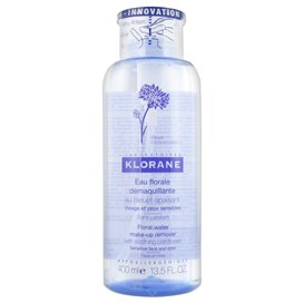 Klorane Agua Micelar Al Aciano Desmaquillante 3 En 1 400Ml