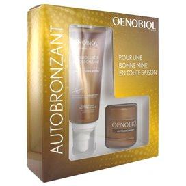 Oenobiol Pack Autobronceador 30 Capsulas + Fluide Lacte Autobronzant 100Ml
