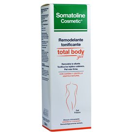 Somatoline Remodelante Tonificante Total Body Gel 250Ml