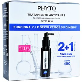 Phyto Re30 3x50Ml (2+1 Mes De Regalo)