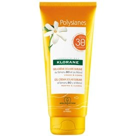 Klorane Polysianes Gel-Creme Solar Sublime Spf 30 + 200 Ml