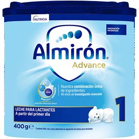 Almiron Advance+ Pronutra 1 Polvo 400 G