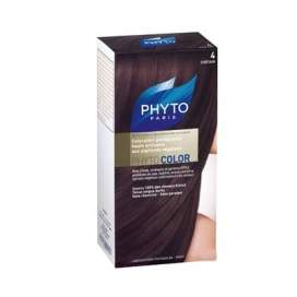 Phytocolor 4 Castaño Kit Color