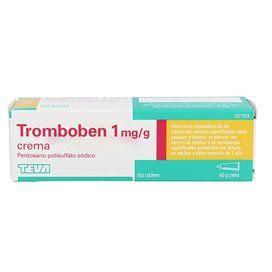 Tromboben - 0,1% Crema 60G