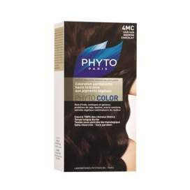 Phytocolor 4Mc Castaño Marron Chocolate Kit Color