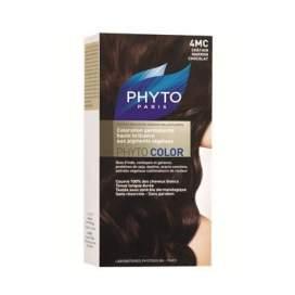 Phytocolor 4Mc Castaño Marron Chocolate Kit Color