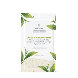 Sesderma Beautytreats Green Tea Therapy Mask