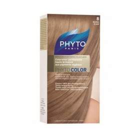 Phytocolor 8 Rubio Claro Kit Color