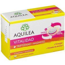 Aquilea Vitalidad 60 Comprimidos Bicapa