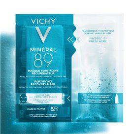 Vichy Mineral 89 Mascarilla Fortificante y Reconstituyente