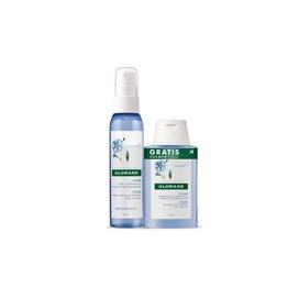 Klorane Spray Lino 125Ml + Champu 100Ml