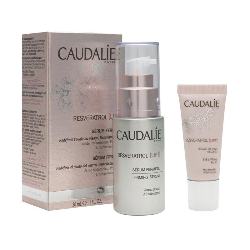 Caudalie Resveratrol Lift Serum 30ml Eye Contour 15ml Parafarmacia Online Com