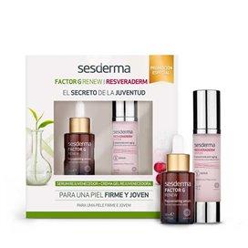 Sesderma Pack Factor G Serum 30Ml + Resveraderm Antiox Crema Gel 50Ml