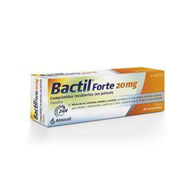 Bactil Forrte 20mg 20 comprimidos