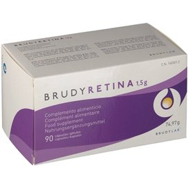 Brudy Retina 1.5 G 90 Capsulas