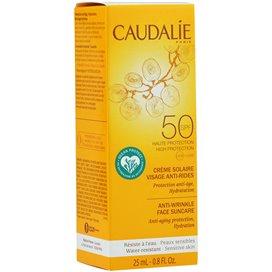 Caudalie Crema Solar Facial Antiarrugas Spf50 25Ml