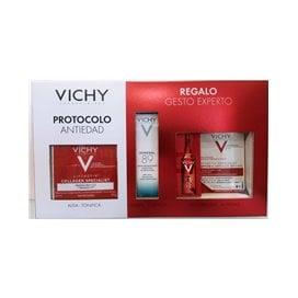 Vichy Liftactiv Collagen Specialist 50Ml + Mineral 89 10Ml + Ampolla Peptide C