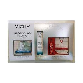 Vichy Liftactiv Supreme Normal Mixta 48G + Mineral 89 10Ml + 1 Ampolla Peptide-C