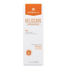 Heliocare SPF50 Gel 200Ml