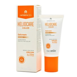Heliocare Color Gelcream Brown SPF50 50Ml EN