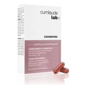 Cumlaude Lab: Cranbioma 30 Capsulas
