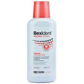 Bexident Encias Tratamiento Coadyuvante Clorhexidina 0,12% Colutorio 250Ml