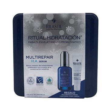 Rilastil Multirepair Ha Serum 30Ml + Contorno Ojos 15Ml
