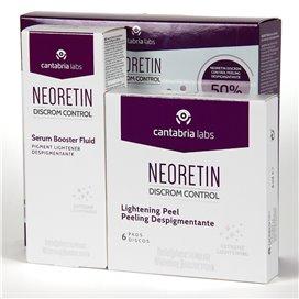Neoretin Serum Booster Fluid 30Ml+Peeling Despigmentante 6 Discos