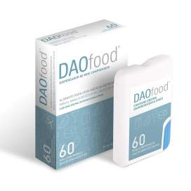 Daofood 60 Packed Dispenser of Mini-Tablets